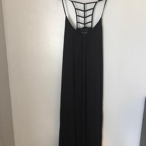 Cynthia Rowley Dresses & Skirts - Cynthia Rowley Black racerback maxi Size S
